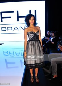 JaimeElyse LA Fashion Week spring 2016 actress Annie llonzeh