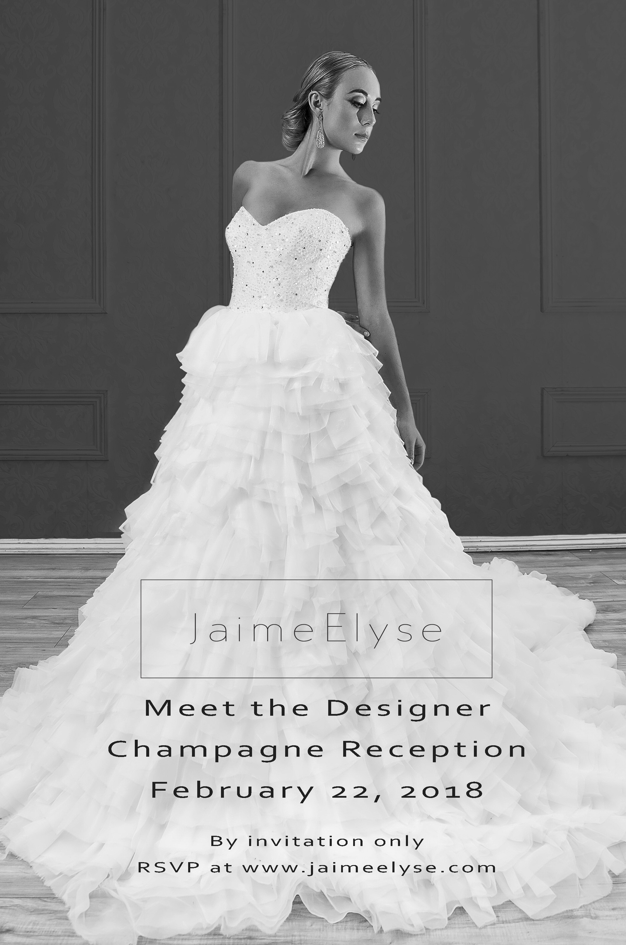 Meet The Designer San Diego Jaime Elyse Couture
